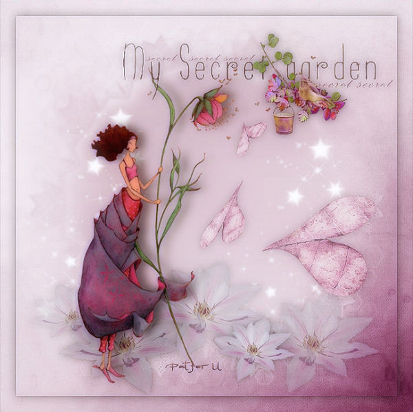 Jardin secret for Dans mon jardin secret